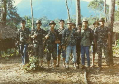 F03 81 A guerilla unit