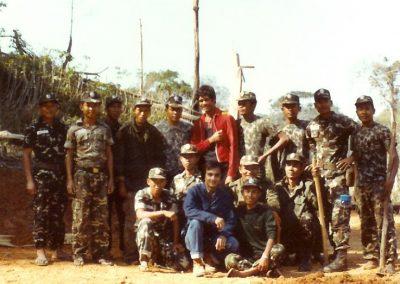 F13 Z401 trainees