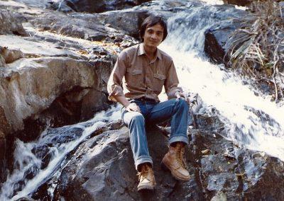 F14 @Tuk Chhou waterfall