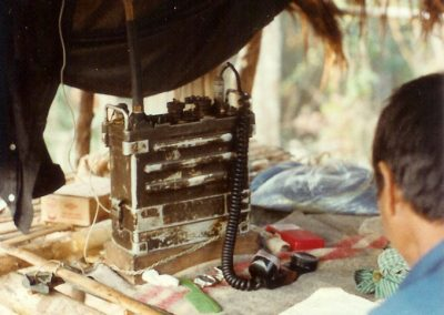 F15 0 field radio
