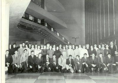1966 DrewUN Program