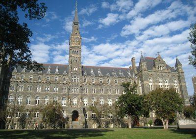 1967-1969 Georgetown U